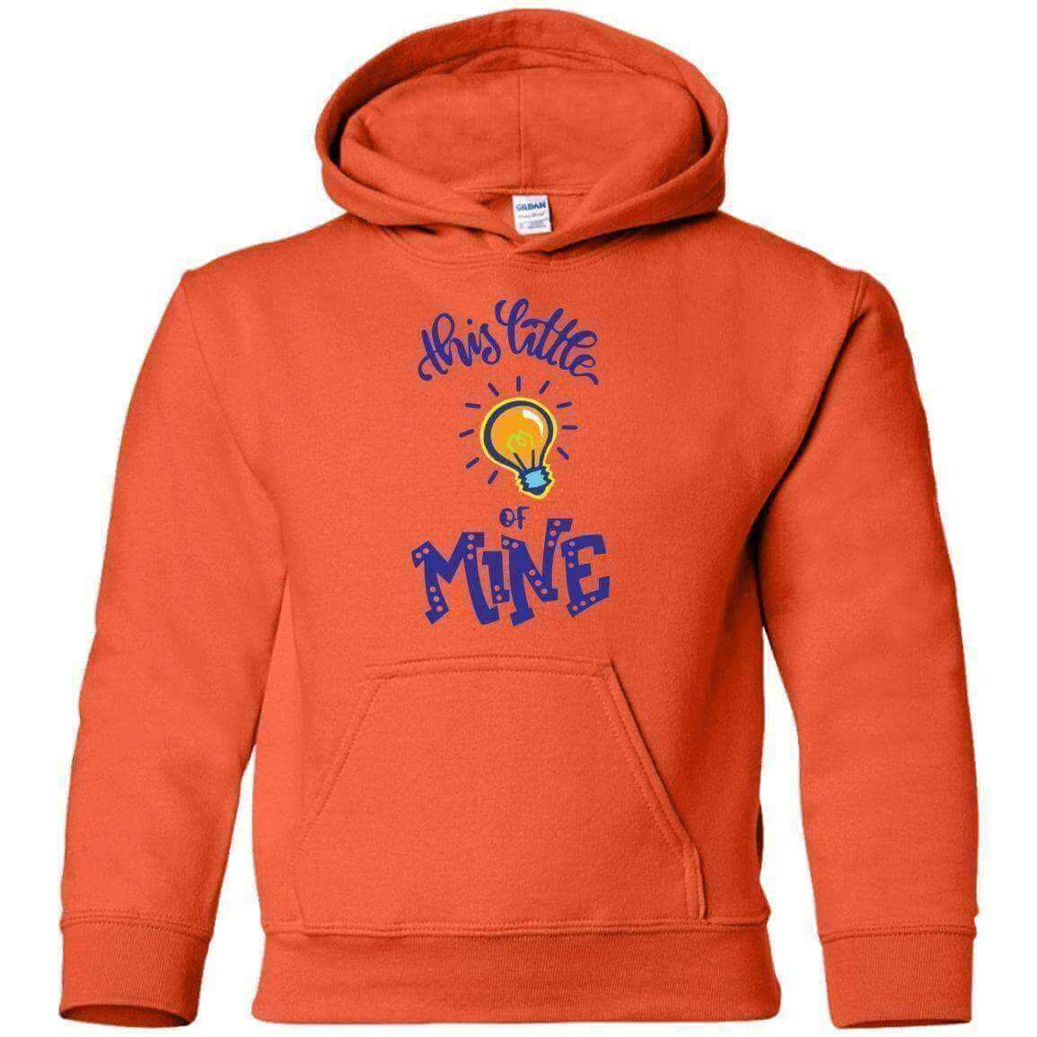 This Little Light Of Mine Youth Christian Sweatshirt Hoodie