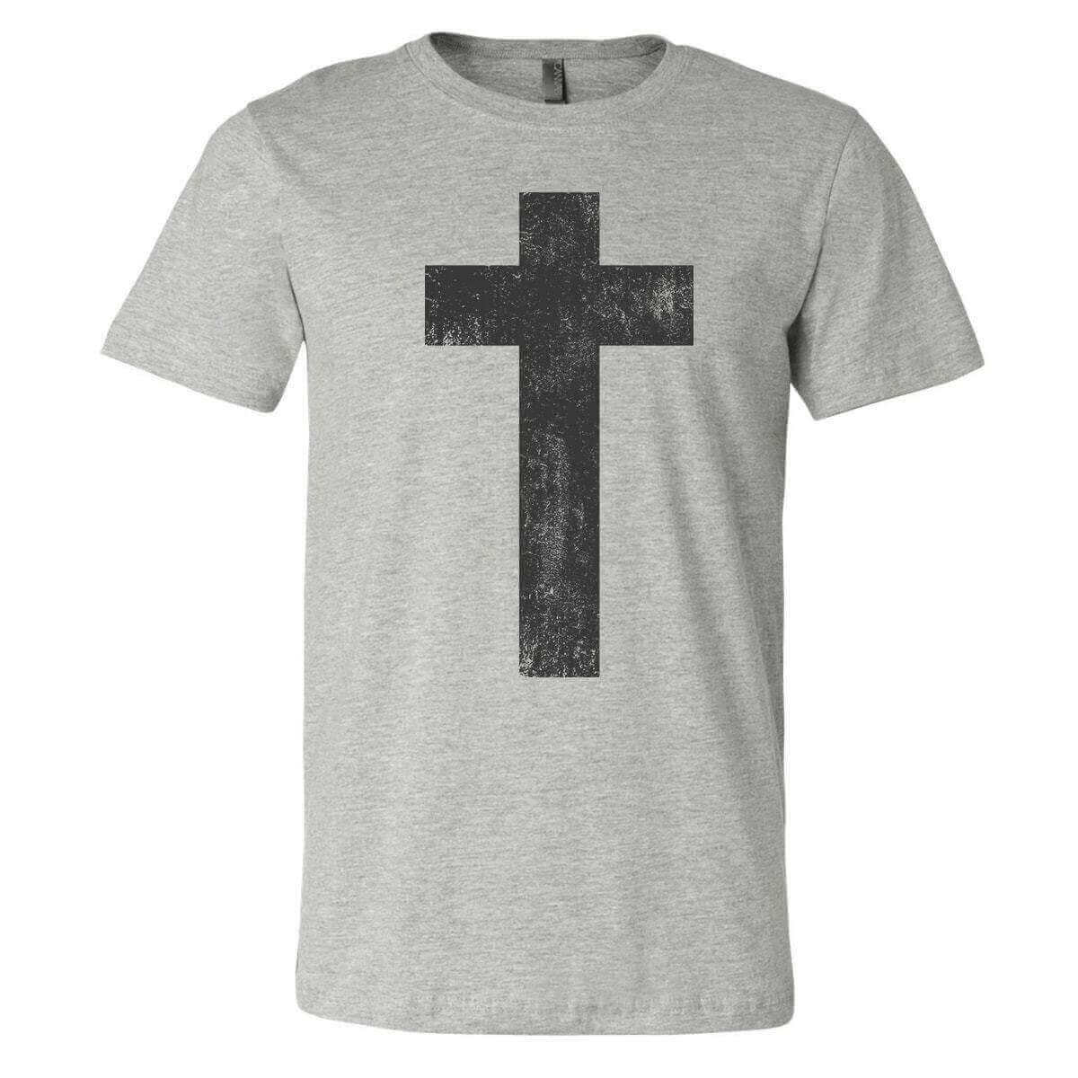 Cross Christian Jersey T-Shirt